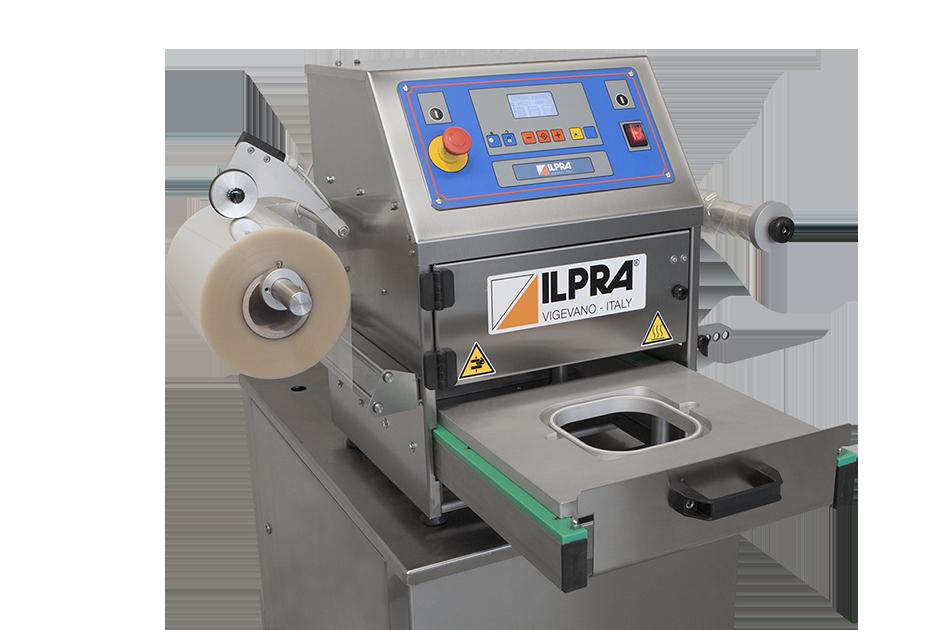 Equipamento de termoselagem da Ilpra | IS - Industrial Solutions: Soluções de automação para a indústria