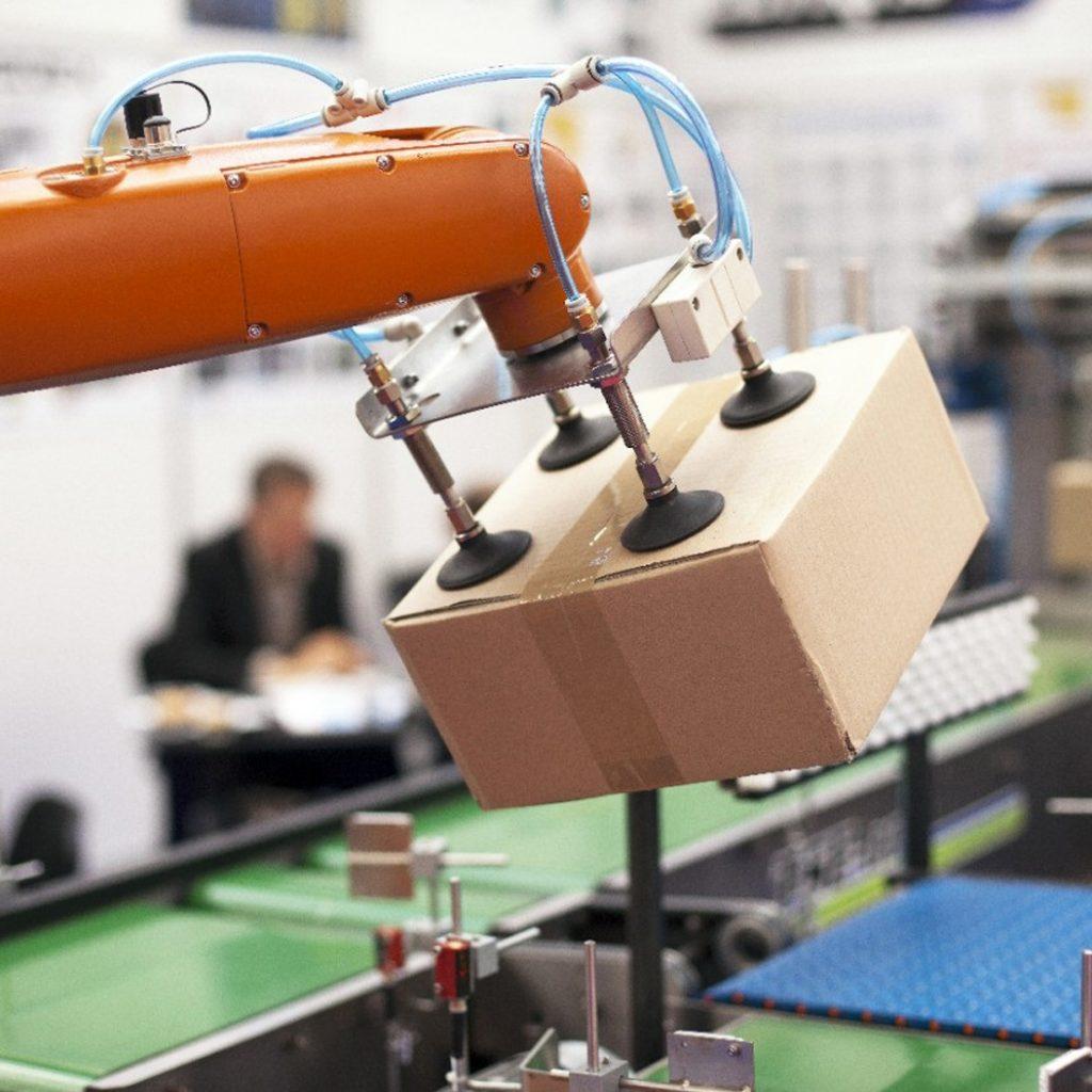 Equipamentos de final de linha   IS Industrial Solutions - Solucoes de automação para a Industria