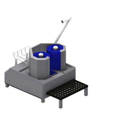 Lavadora Automática de Calçado LAC3