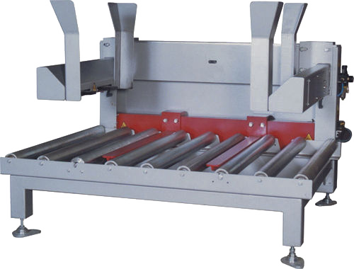 Dispensadores de paletes para finais de linha | IS - Industrial Solutions