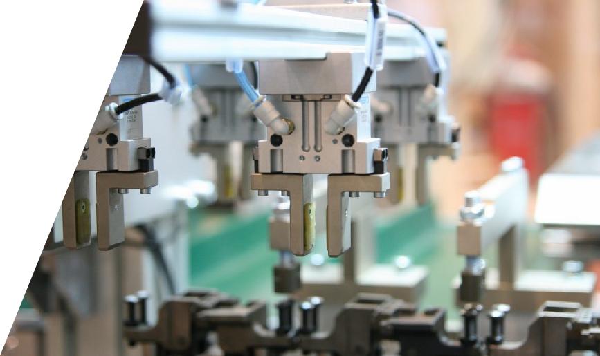 Soluções de processamento para a industria
