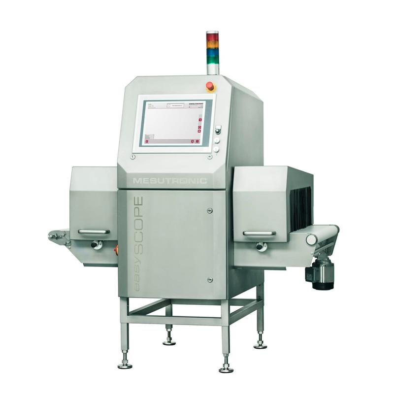 Equipamento industrial de Deteção de Raio X da Mesutronic | Industrial Solutions