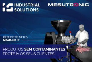 Mesotronic - Meatline-07 - Detetor de Metais para a industria alimentar