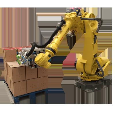 Células de paletização para finais de linha | IS - Industrial Solutions