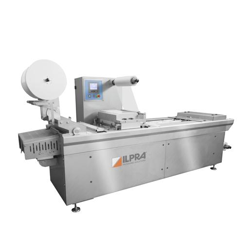 Equipamento de termoformagem da Ilpra | IS - Industrial Solutions