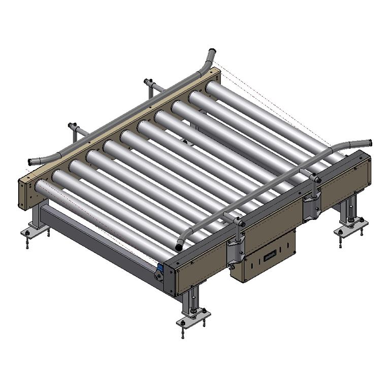 transportadoras para finais de linha | IS - Industrial Solutions